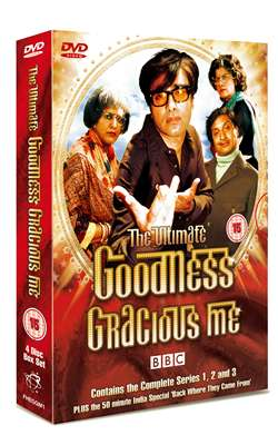 Goodness Gracious Me DVD Box Set - Series 1-3