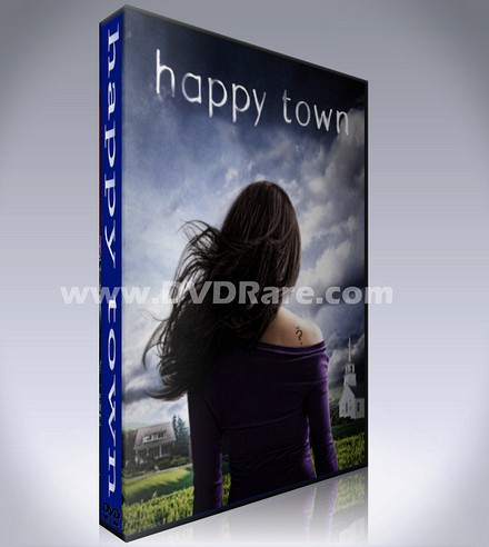 Happy Town DVD Box Set - 2010 - Every Episode