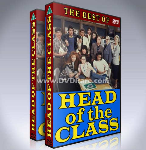 Head of the Class DVD - Seasons 1&2 Best Of- 1986 Sitcom