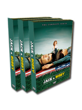 Jack and Bobby DVD Set - Every Episode of the TV show!