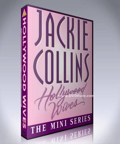 Jackie Collins Hollywood Wives DVD - Mini-Series - 1985