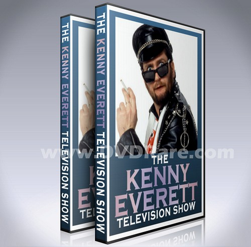 The Kenny Everett Television Show DVD - Every Episode - BBC