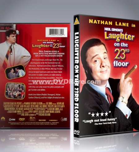 Laughter on the 23rd Floor DVD - Nathan Lane (2001)