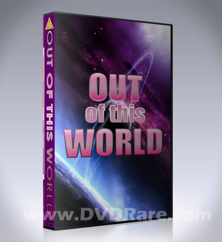 Out of This World DVD - 1987 - Evie Garland - Season One
