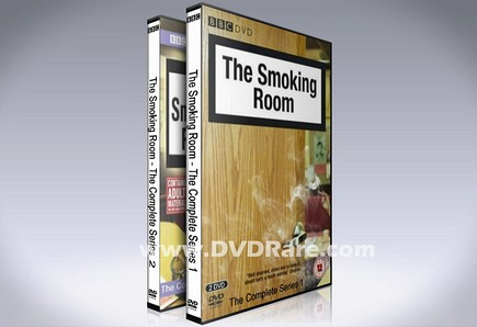 The Smoking Room DVD - BBC - Series 1&2 - 2004