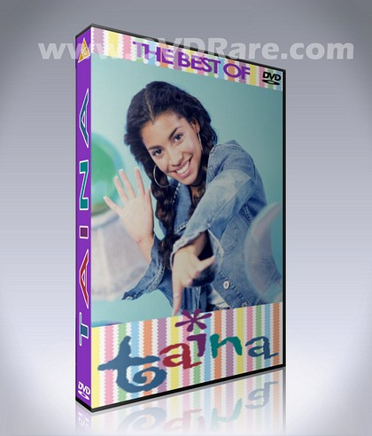 Taina DVD - Nickelodeon - Best Of