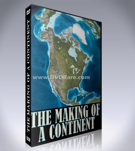 The Making Of A Continent DVD - 1982 Documentary - BBC/PBS