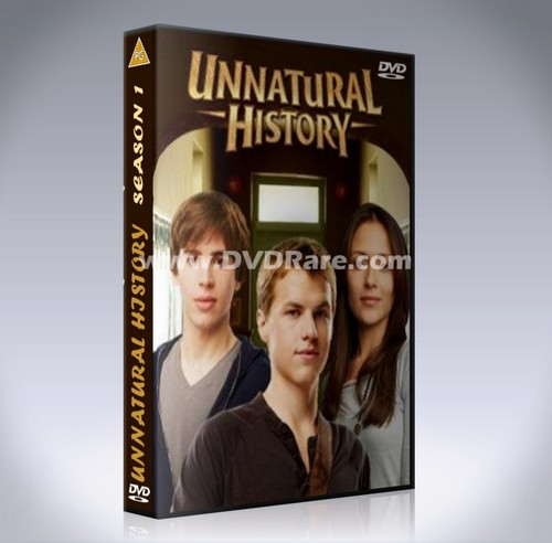 Unnatural History DVD - Cartoon Network