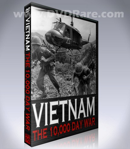 Vietnam: The Ten Thousand Day War DVD (1980)