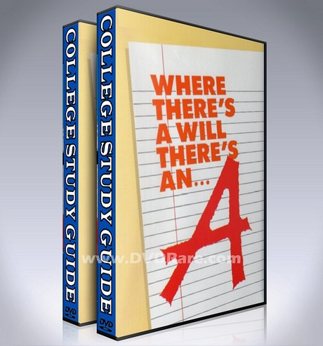 Where There's a Will There's an A: Better Grades in College DVD