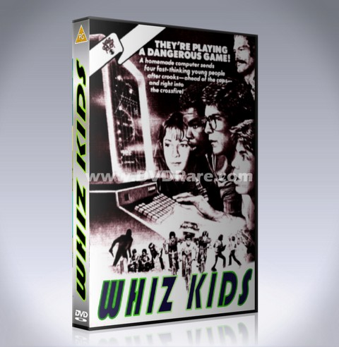 Whiz Kids DVD - TV Show - 1983 - 80s - Every Episode