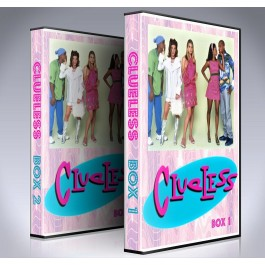 Clueless TV Show DVD - Box Set - Seasons 1-3