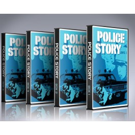 Police Story DVD - Seasons 1-6 - Complete TV Show
