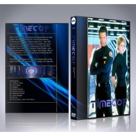 Timecop DVD - TV Show -1997
