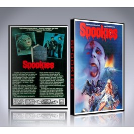 Spookies DVD - 1986 Horror Movie