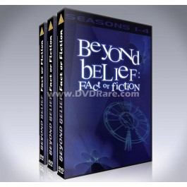 Beyond Belief: Fact or Fiction DVD - Seasons 1-4 - Box Set