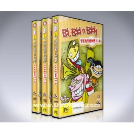 Ed, Edd n Eddy DVD Box Set - All Seasons - EVERY EPISODE