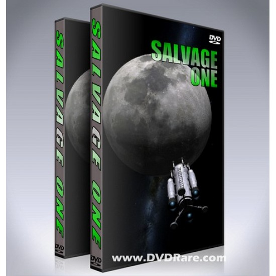 Salvage 1 DVD Box Set - Complete - Seasons 1 & 2