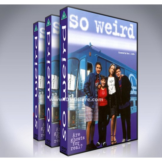 So Weird DVD - Disney - Complete Box Set - 1999